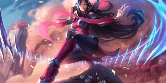League of Legends Irelia Rework