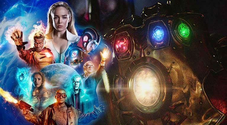 legends of tomorrow infinity stone