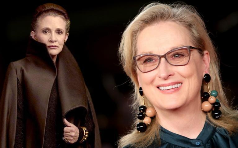 Leia Meryl Streep ComicBookcom