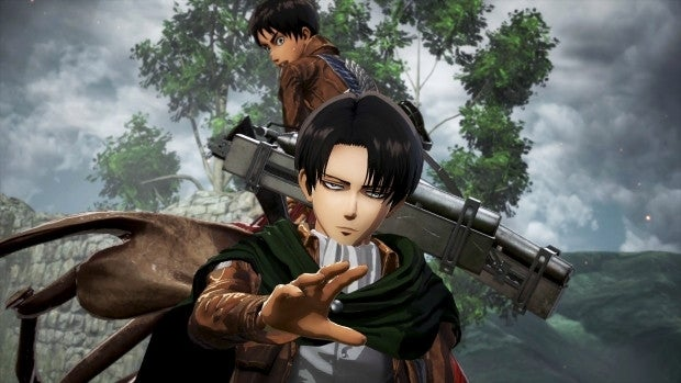 Attack on Titan 2: Koei Tecmo Shows Off Even More Action ...