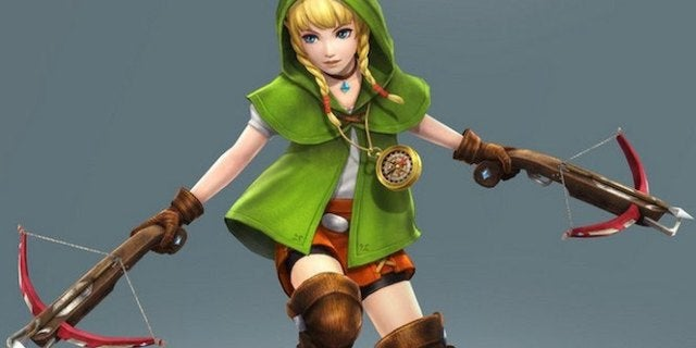 Linkle Legend of Zelda