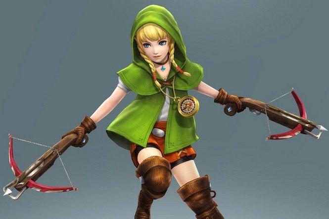 Linkle Legend of Zelda