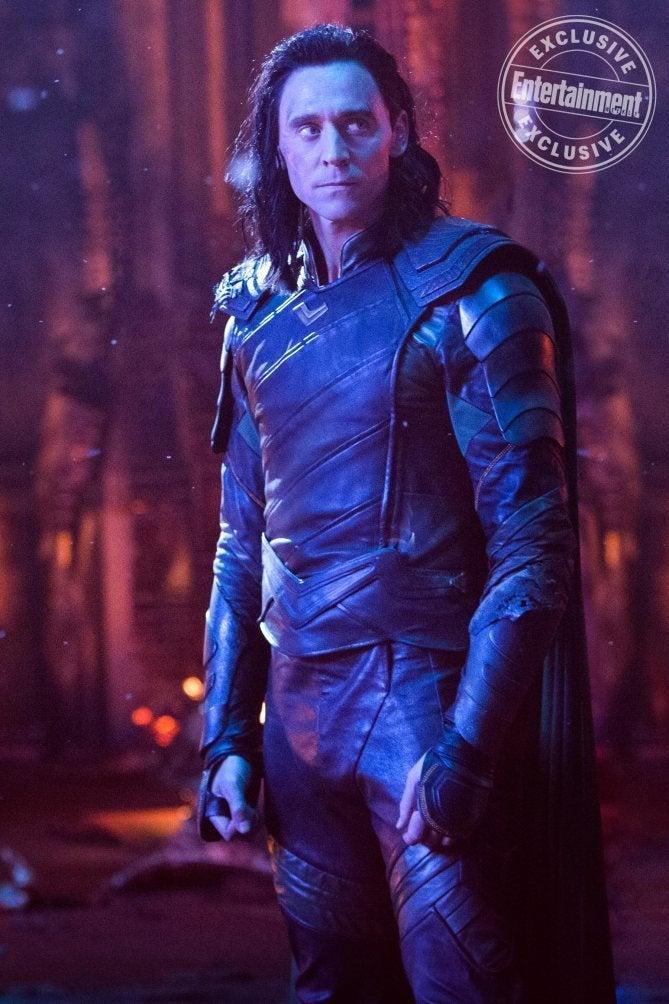 loki avengers infinity war tom hiddleston space stone