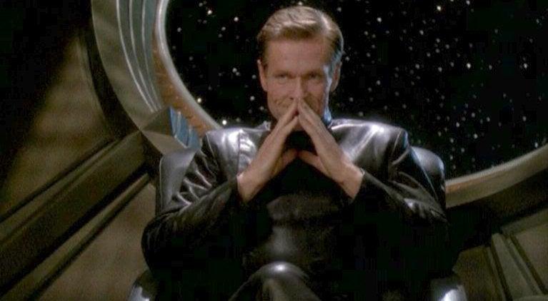 Luther Sloan Deep Space Nine