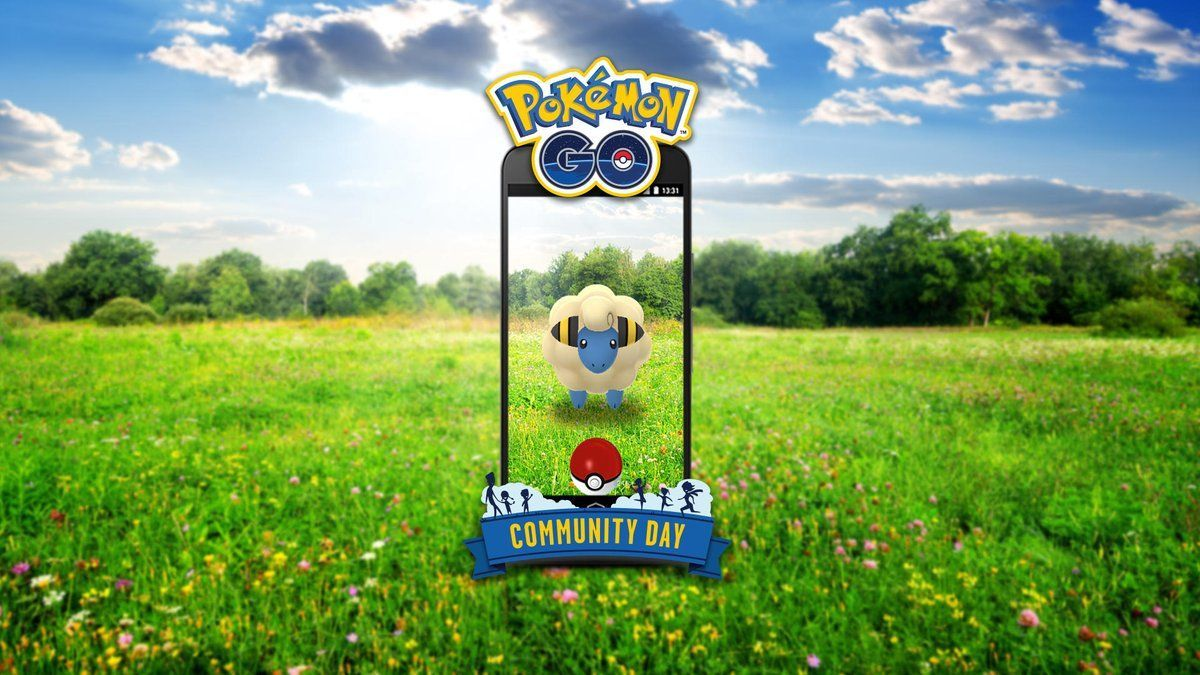 mareep &quot;title =&quot; mareep &quot;height =&quot; 368 &quot;width =&quot; 655 &quot;data-item =&quot; 1096753 &quot;/&gt; </figure> <p><em>  Pokemon Go </em> has <em/> a special mission just for today&#39;s Community Day. </p> <p>  Any player <em> Pokemon Go </em> who spins a PokeStop during the Community Day mini-event and have an open research position will receive an easy task to complete: catch 3 Mareep. </p> <p>  This is the first time that <em> Pokemon Go </em> has added a field research task since the feature was introduced the month passed and is a sign that <em> Pokemon Go </em> plans to add new field research tasks for players to take advantage of during future events. </p><div><script async src=