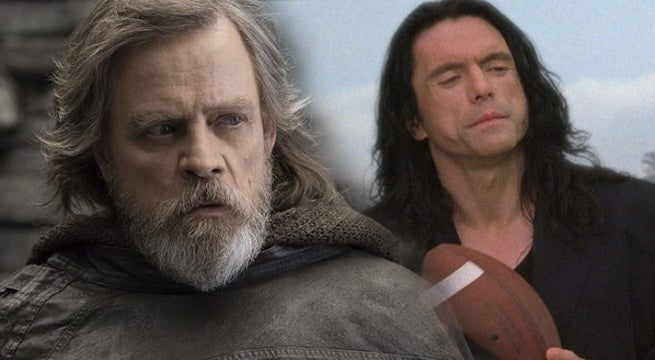 mark hamill tommy wiseau
