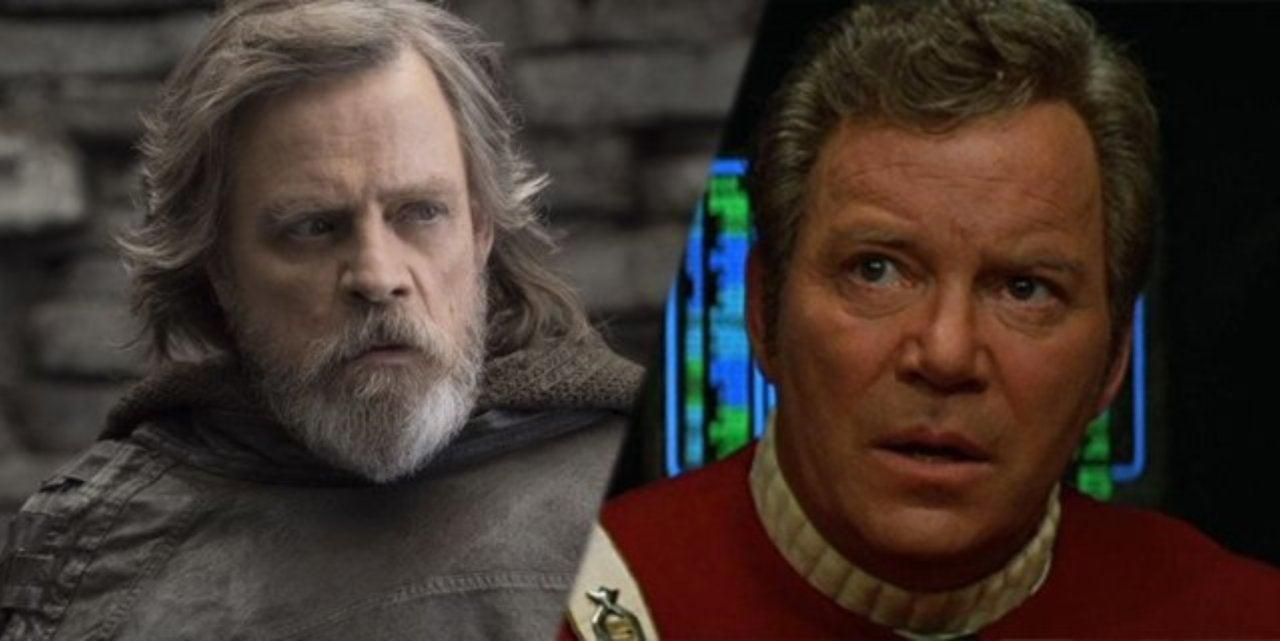 Star Wars Mark Hamill Weighs In On William Shatner Feud