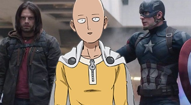 marvel one punch man