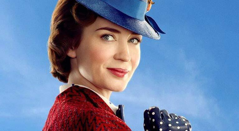 mary poppins returns trailer oscars