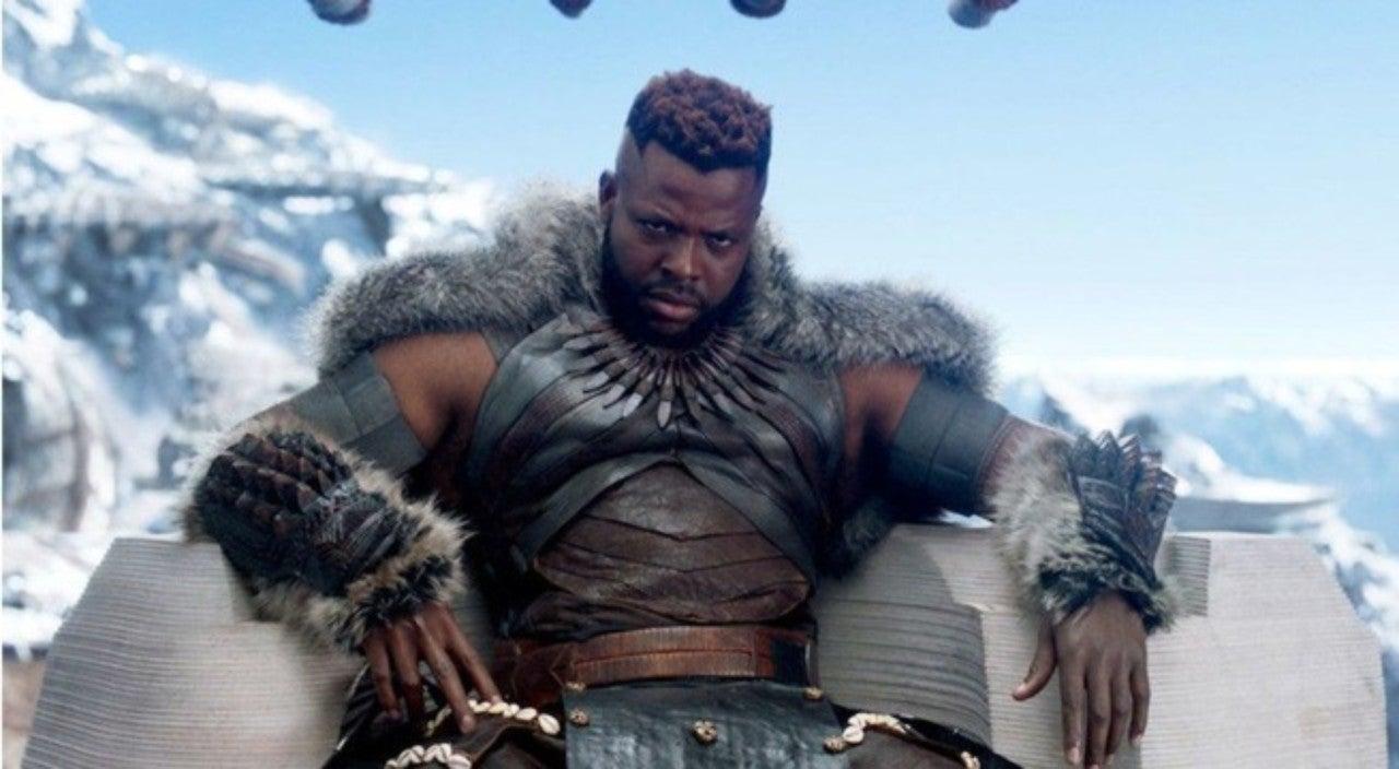 Black Panther':