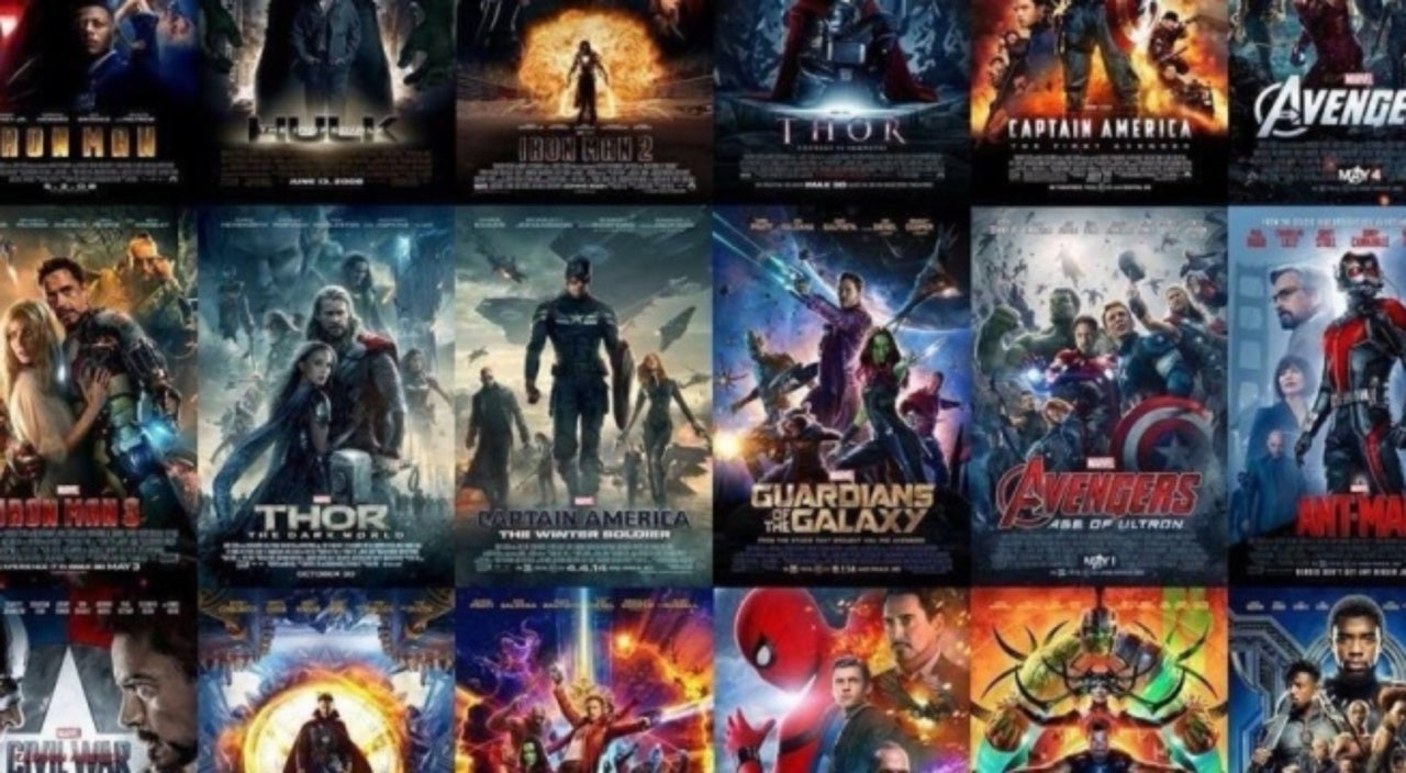 Marvel Cinematic Universe Movies Ranked by ComicBook com
