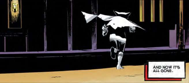 Mother Panic Gotham AD Review - Alone