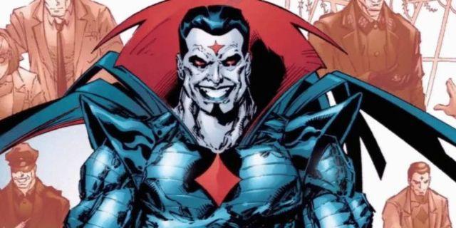 Mr Sinister