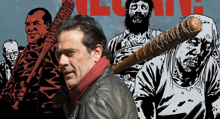 Negan backstory Comicbookcom