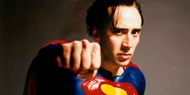 niccage superman