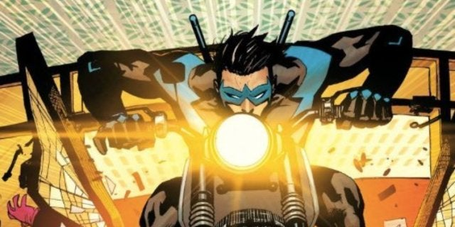 nightwing 40 review header