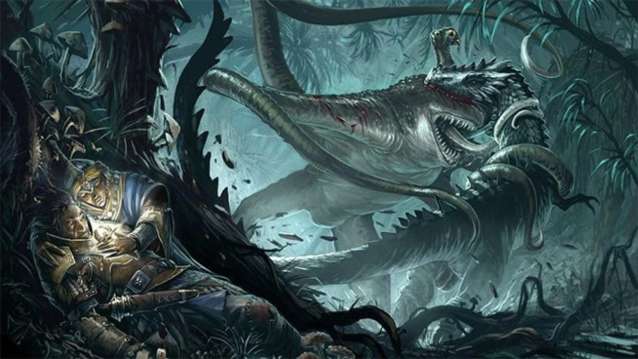 Pathfinder Makes Big Changes to Death in Second Edition Playtest