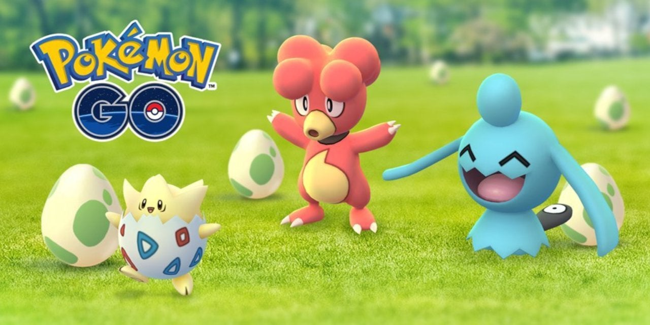 Pokemon Go Drops Tons of Pokemon From Egg Pools