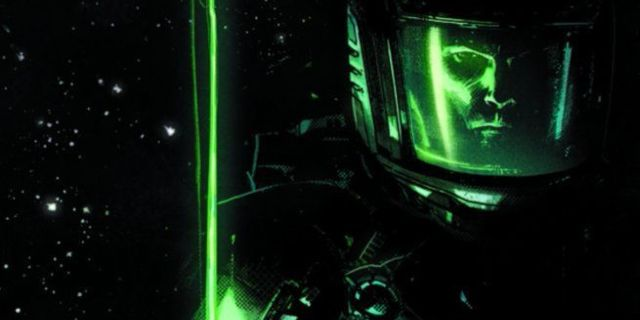 Ranking DC Comics Earth One - Cover Green Lantern