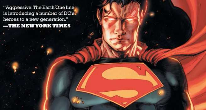 Ranking DC Comics Earth One - Superman Vol 2