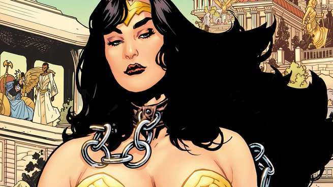 Ranking DC Comics Earth One - Wonder Woman Vol 1