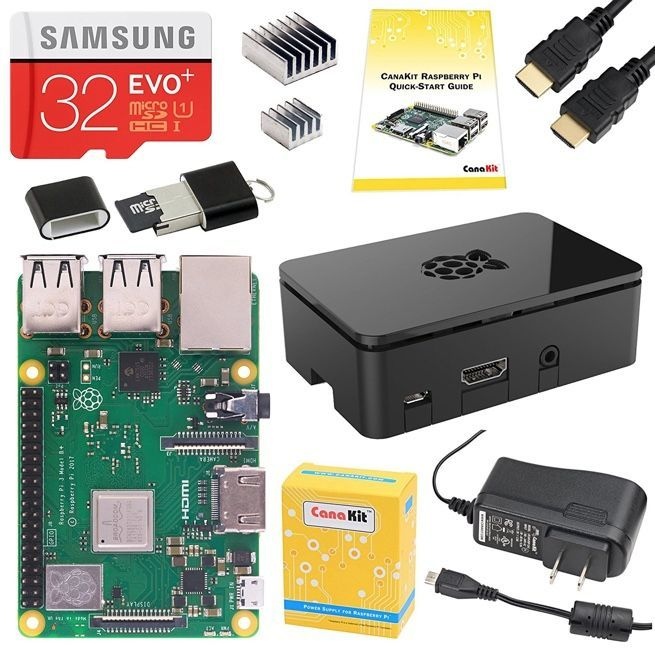 Build Your Own Retro Console With Amazon's One-Day Raspberry Pi Starter Kit Sale