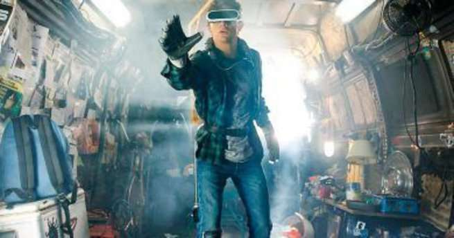 Ready Player One Easter Eggs - Outfit