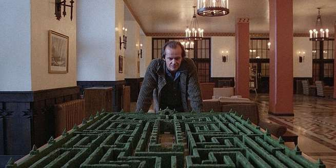 Ready Player One Easter Eggs - The Shining