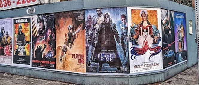 Ready Player One Title 2