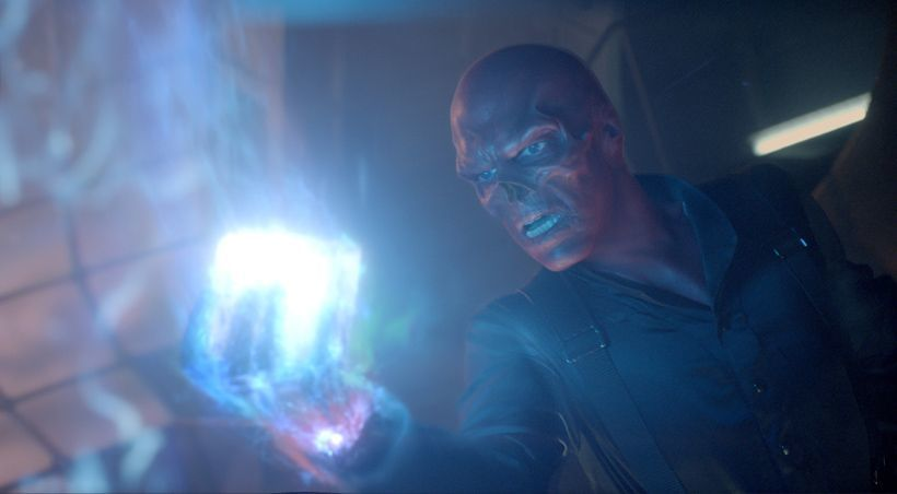 Red Skull is Alive in the MCU