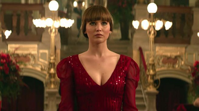 Red Sparrow Reviews Box Office