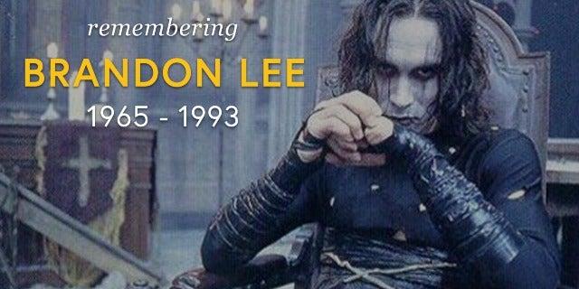 Remembering Brandon Lee (1965 - 1993) screen capture