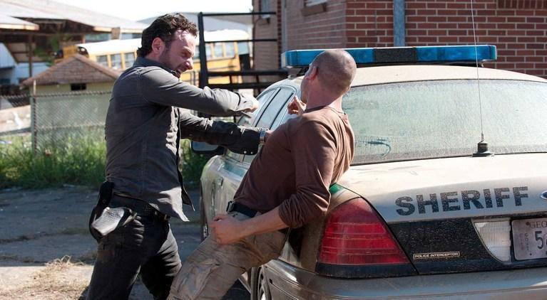 Rick vs Shane