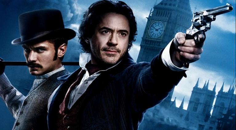 Robert Downey Jr Sherlock Holmes