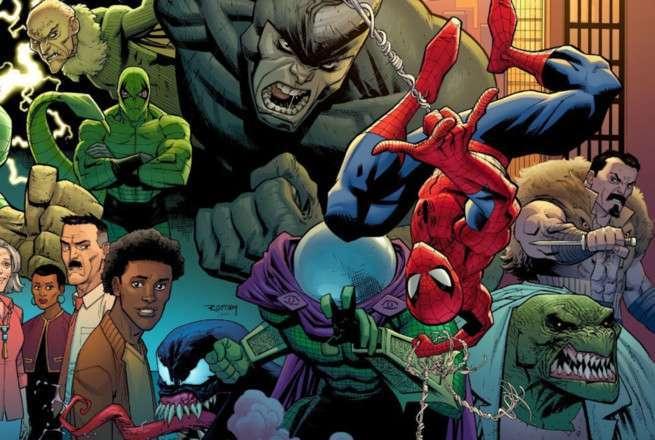 Ryan Ottley on Spider-Man - Cover