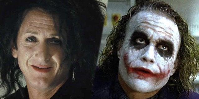 sean penn joker heath ledger