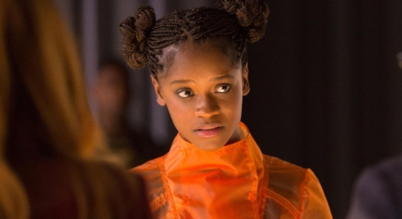 Letitia Wright Found Out From 'Avengers: Endgame' Posters That Shuri Was Dead