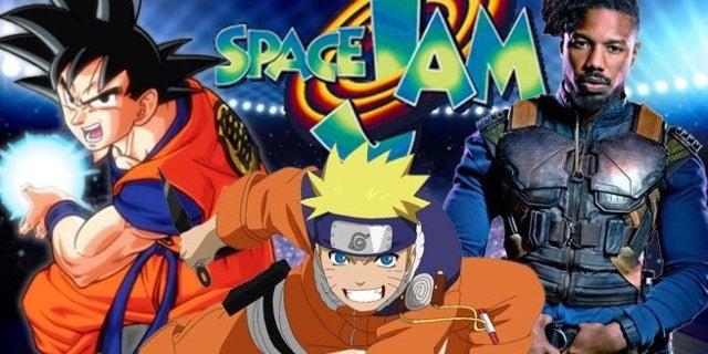 space jam anime