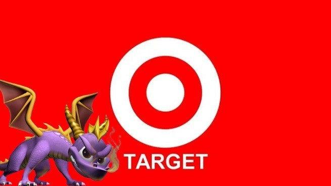 spyro target