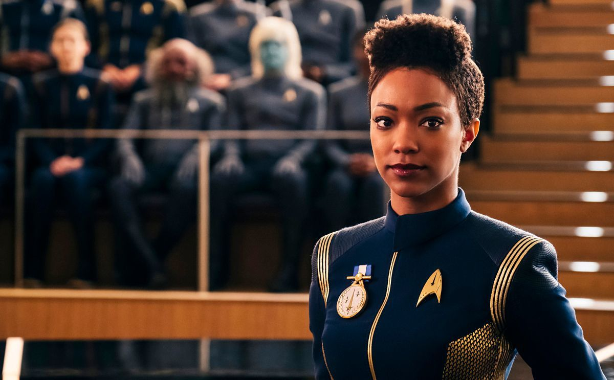 Star Trek Discovery Saturn Awards