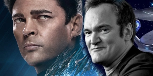 Star Trek Quentin Tarantino Karl Urban