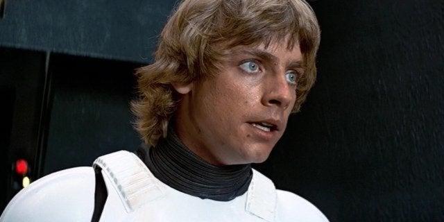 star wars luke skywalker stormtrooper
