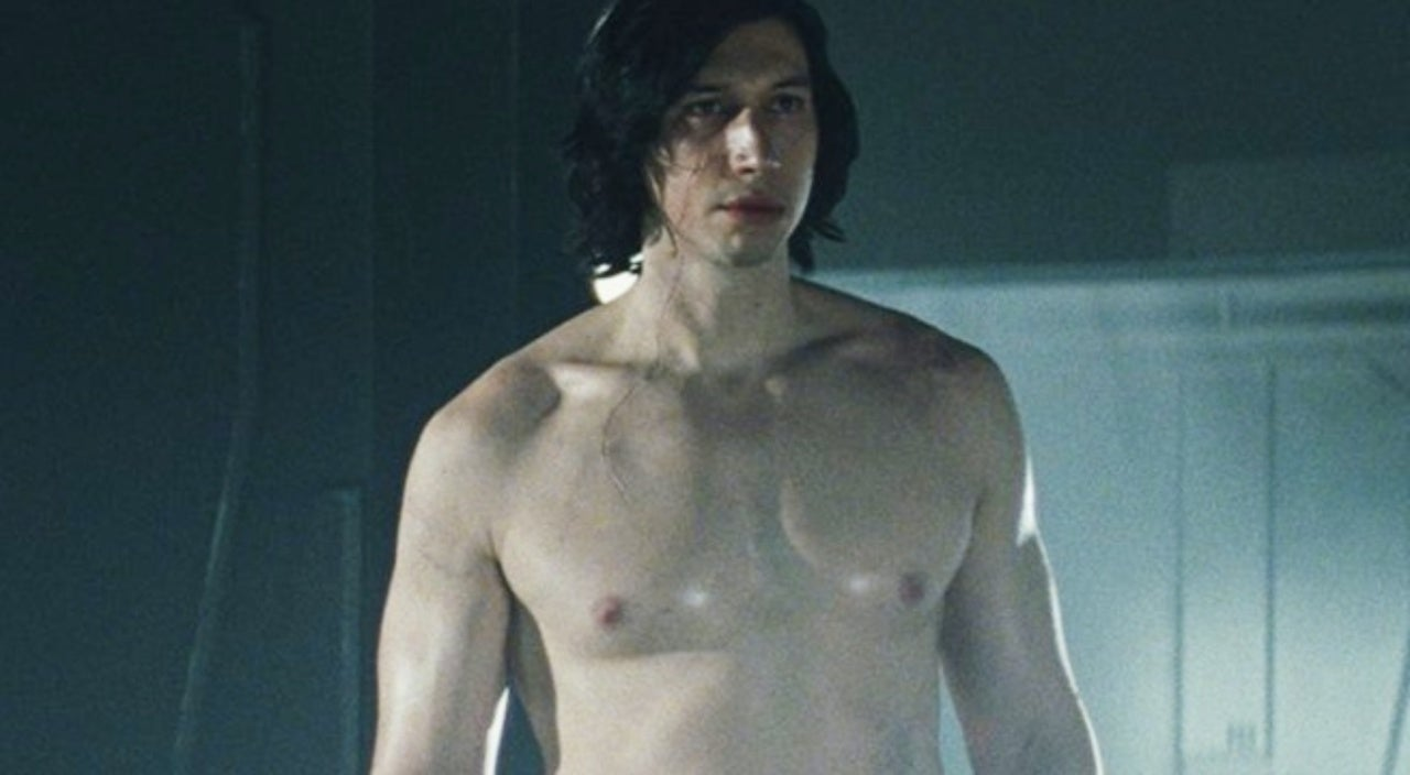 Shirtless Kylo Ren Photoshopped into Game of Thrones Scene is Too Perfect