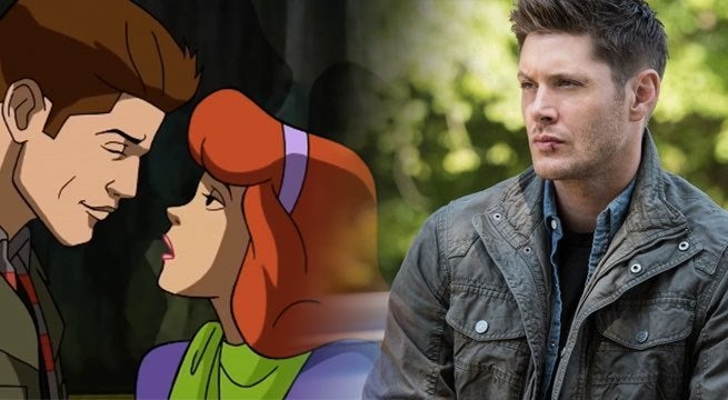 supernatural scooby do