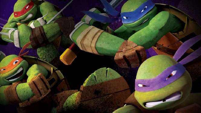 Teenage Mutnat Ninja Turtles