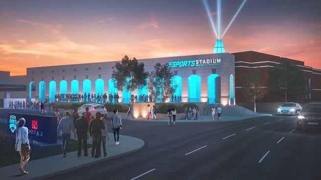 Texas Esports Stadium