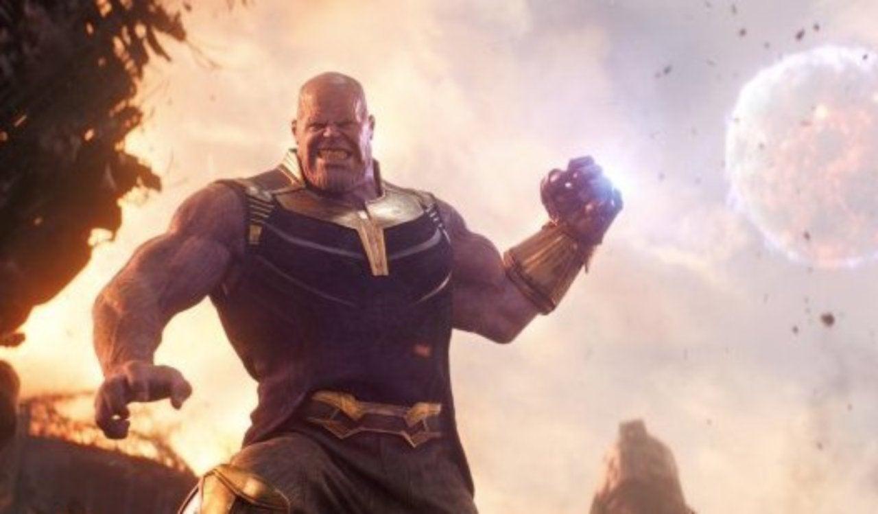 'Avengers: Infinity War' Fan Recreates Thanos Fight Scene on Titan in 16-Bit