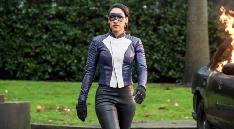 the flash iris west super suit
