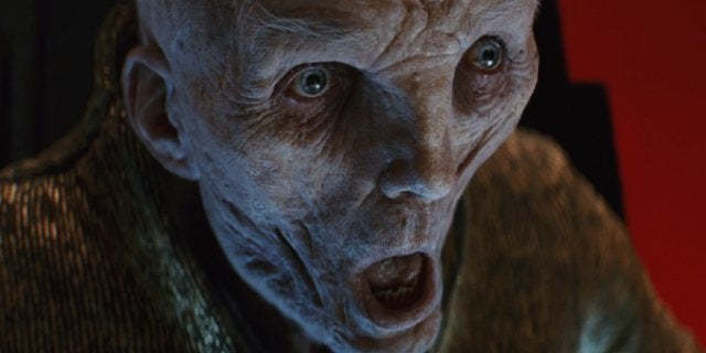 the last jedi snoke death