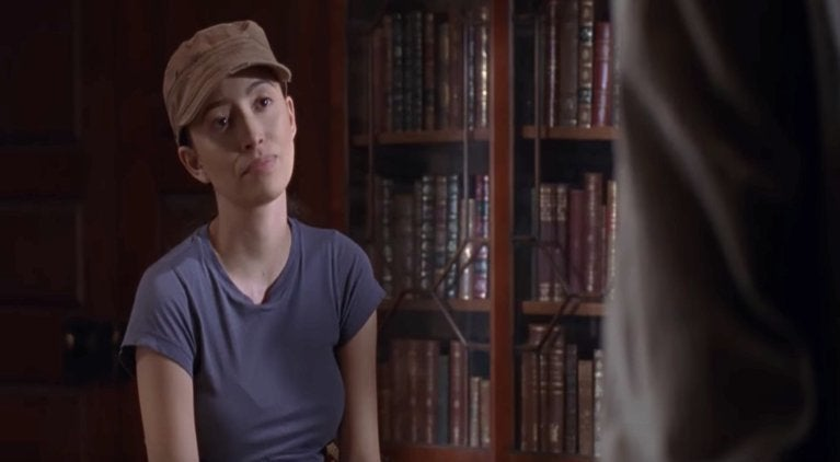 The Walking Dead 814 Rosita